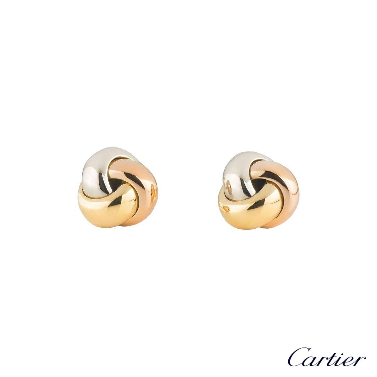 Cartier Trinity Cufflinks T1220731